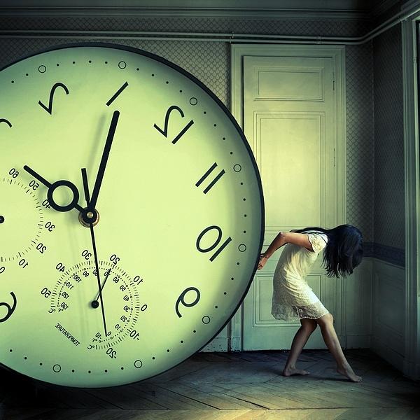 le poids du temps