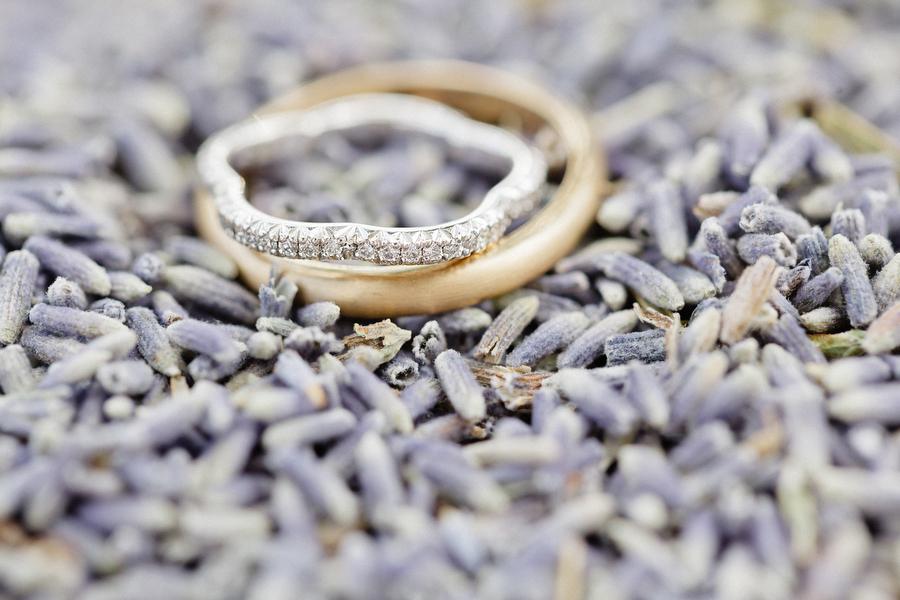 Mariage a Opedette dans le Luberon
