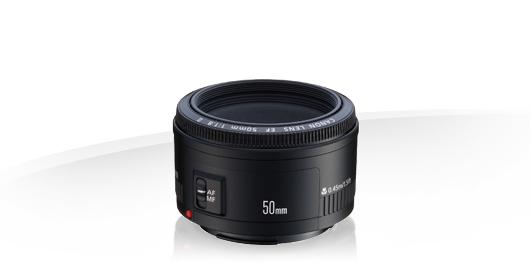 quel appareil photo choisir - 50mm