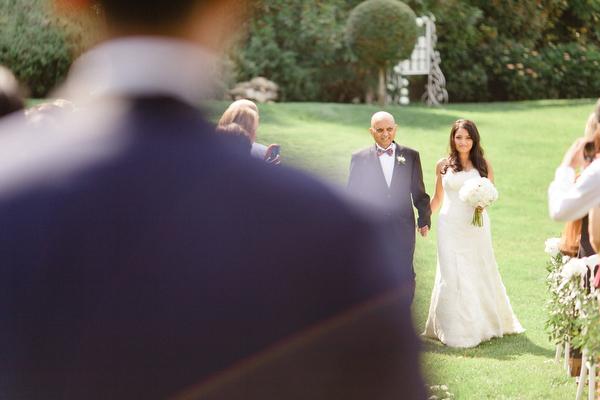 Mariage entre Cannes et Les Adrets