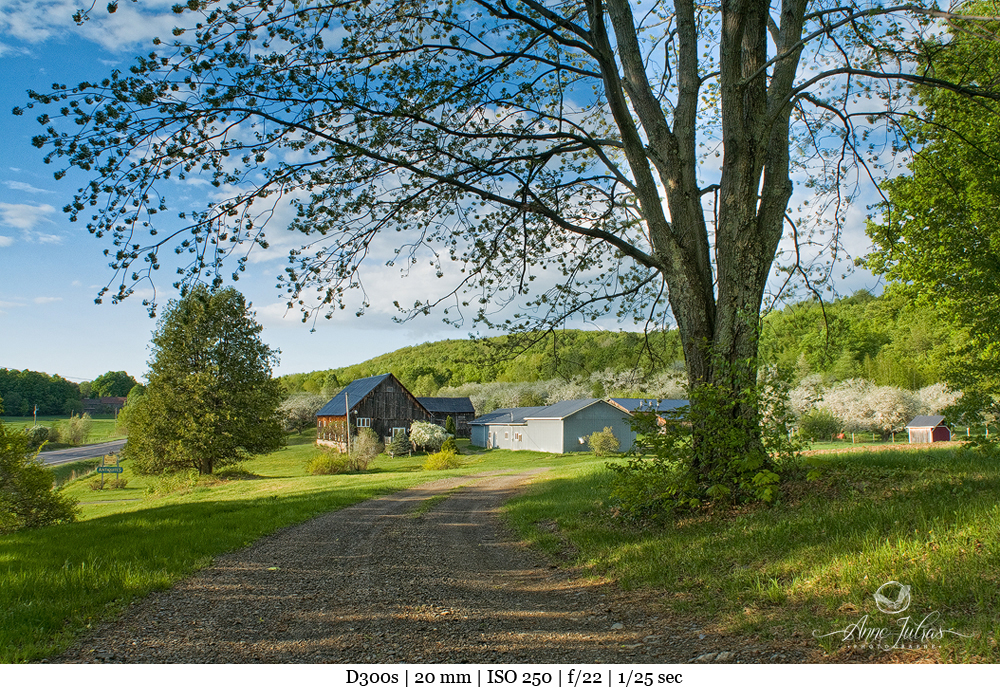Photo paysage | Demander autorisation