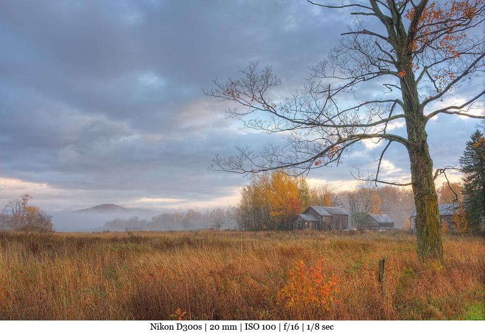 4_Belles photos de paysage | En matinée