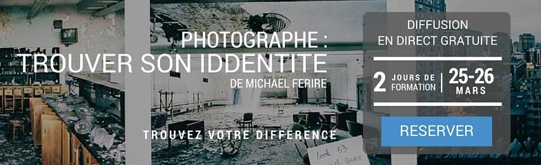 Photographe : trouver son iddentité