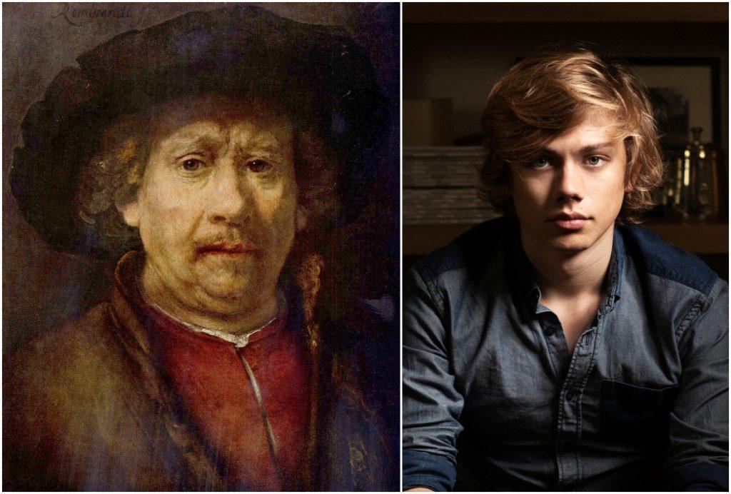 portrait Rembrandt