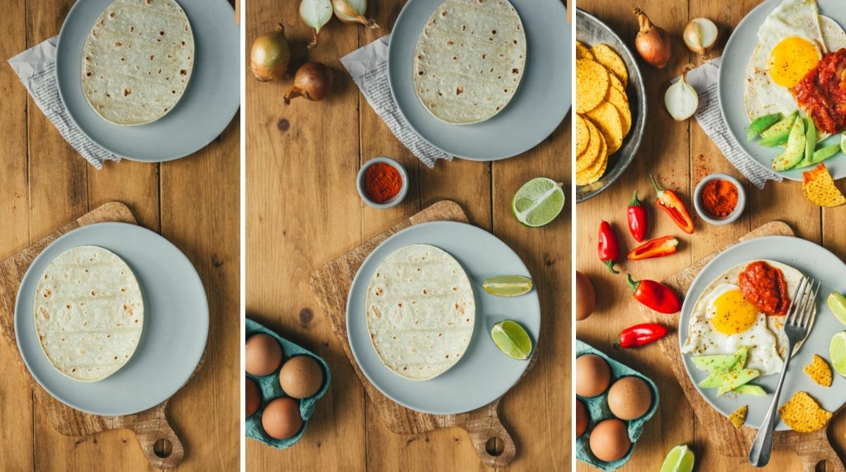 Raconter une histoire en photographie culinaire