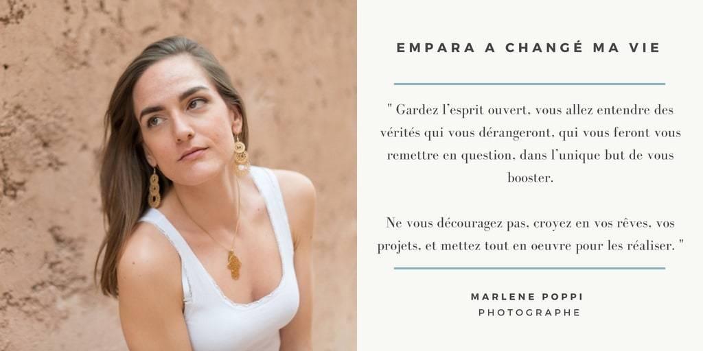 marlene poppi parcours pour devenir photographe professionnel de mariage