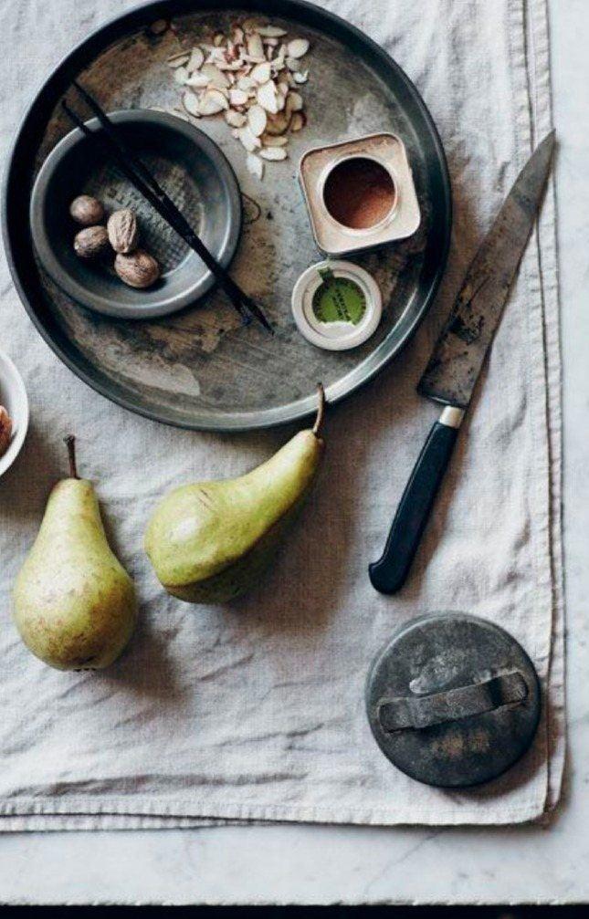 poire photo culinaire