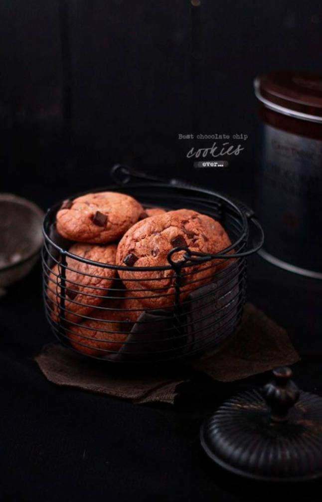 photo culinaire cookies