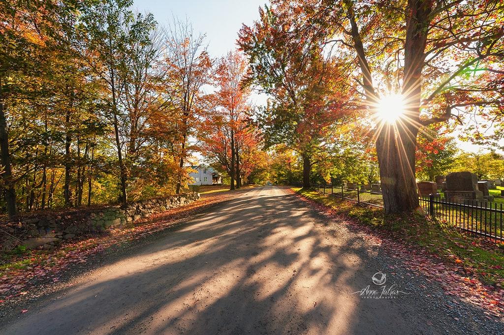 Faire ressortir un soleil en étoile sur vos photographies