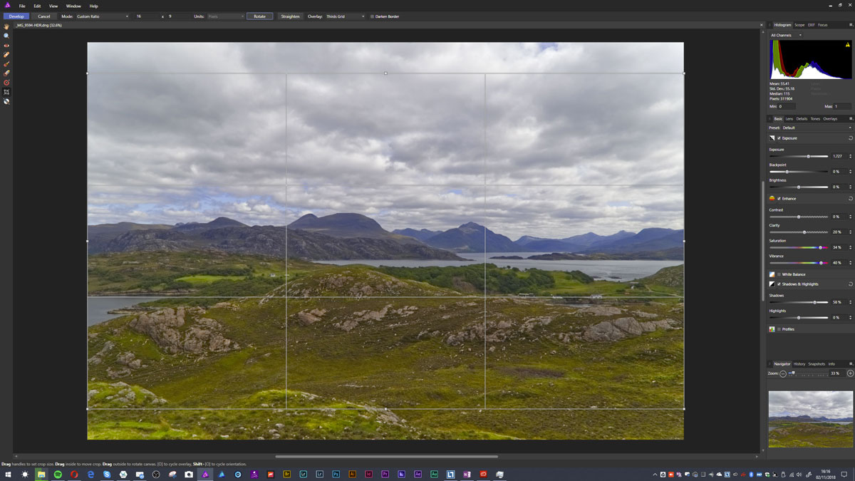 Cours Affinity Photo