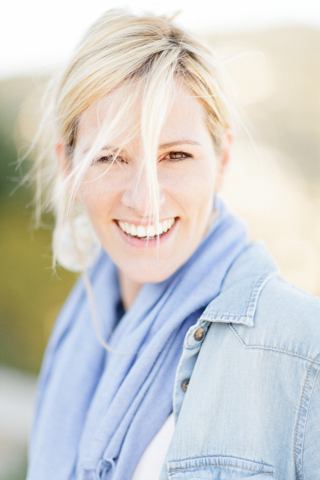apprendre la photographie de portrait avec une belle lumière naturelle (lumière du jour)