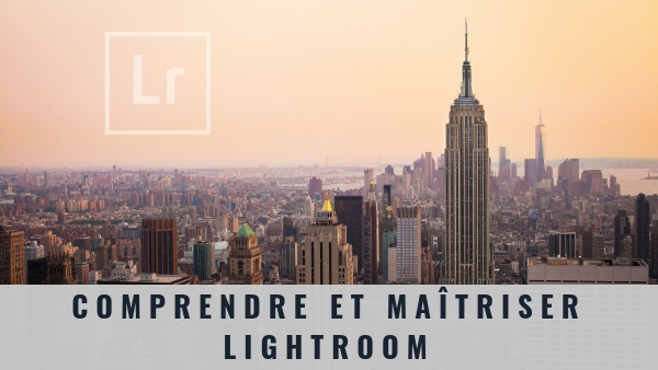 Vous voulez apprendre la retouche d'images ? Découvrez la formation lightroom en ligne : logiciel de retouche photo, post production, post traitement photo et traitement d'images