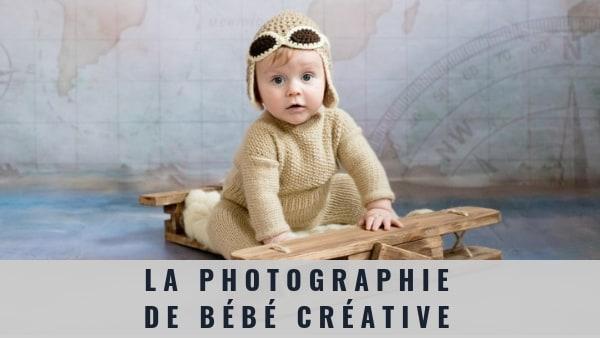 formation photo naissance, photographe grossesse et bébé, portrait en studio après avoir accouché