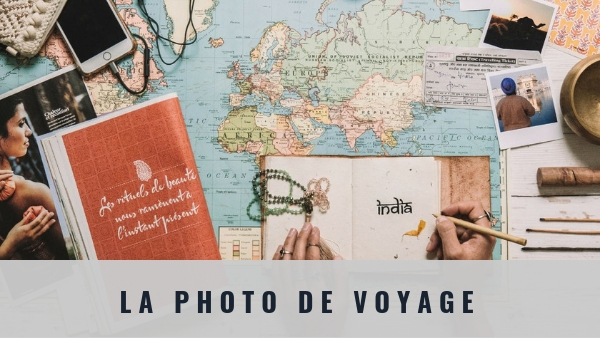 la photo de voyage