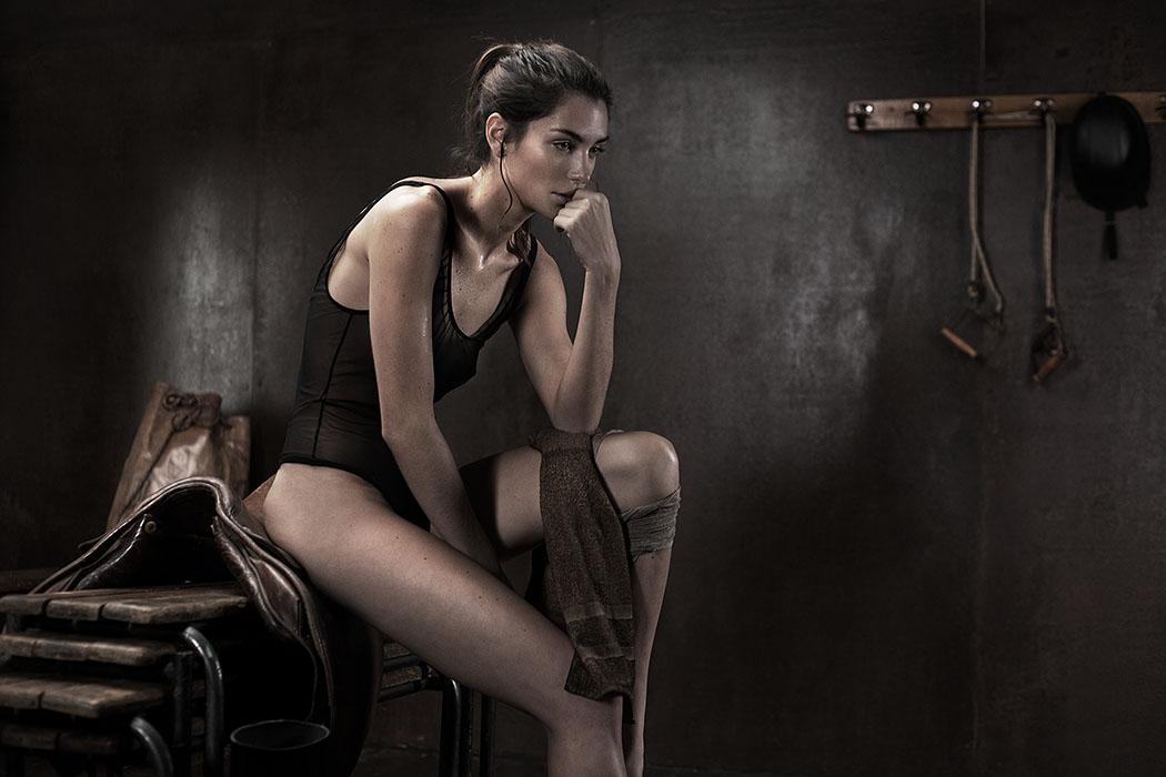 photos artistiques mettant en valeur le corps féminin