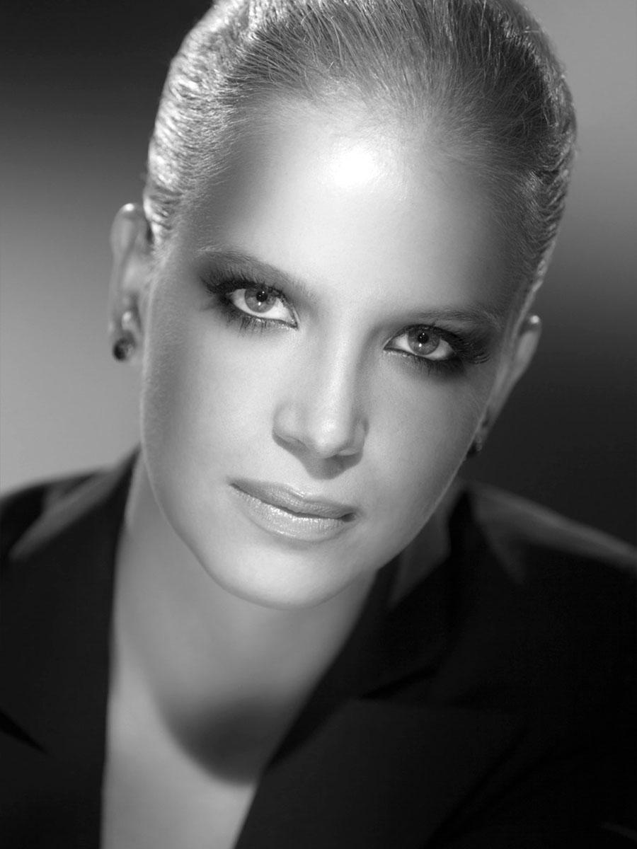 portrait femme cinéma harcourt