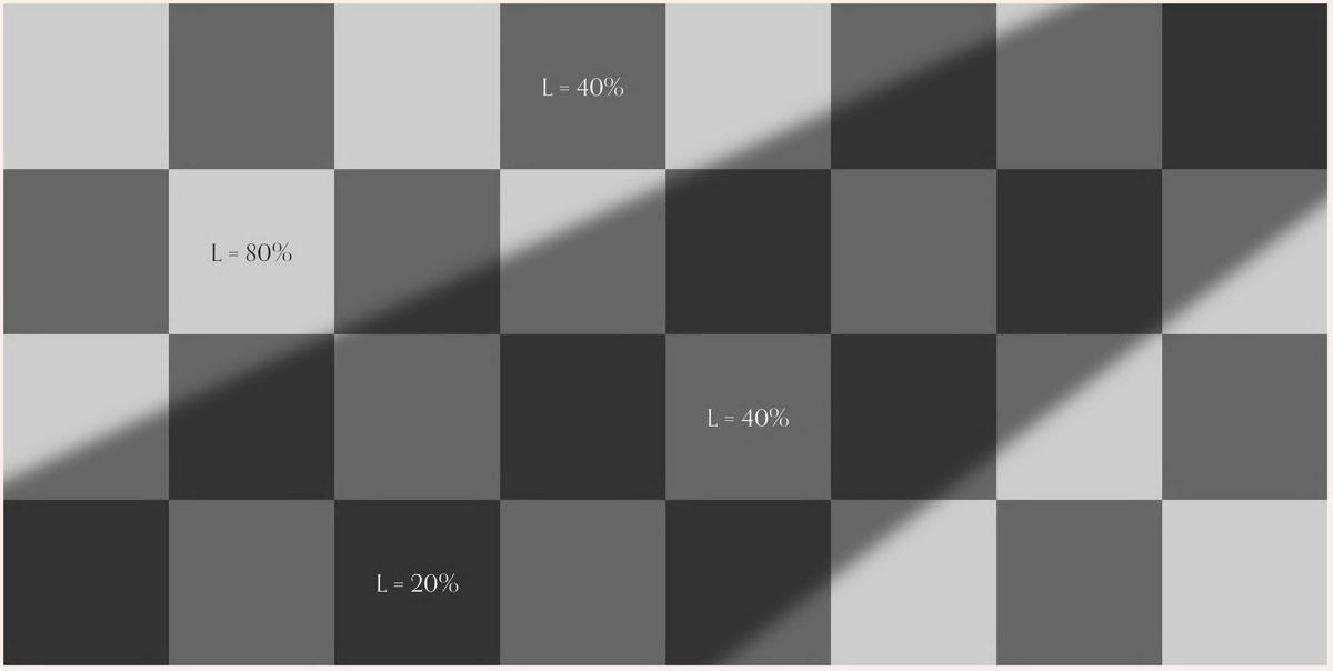 illusion d'optique, comment fonctione l'oeil humain ?