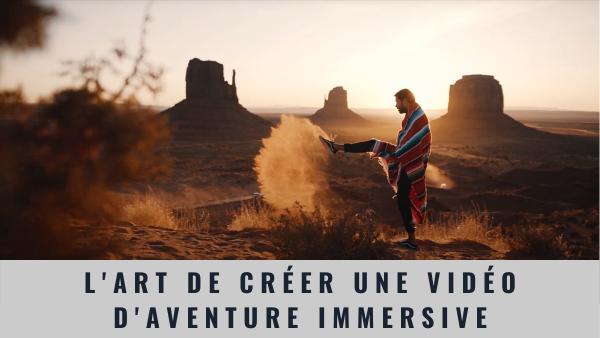 vidéos outdoor créatives